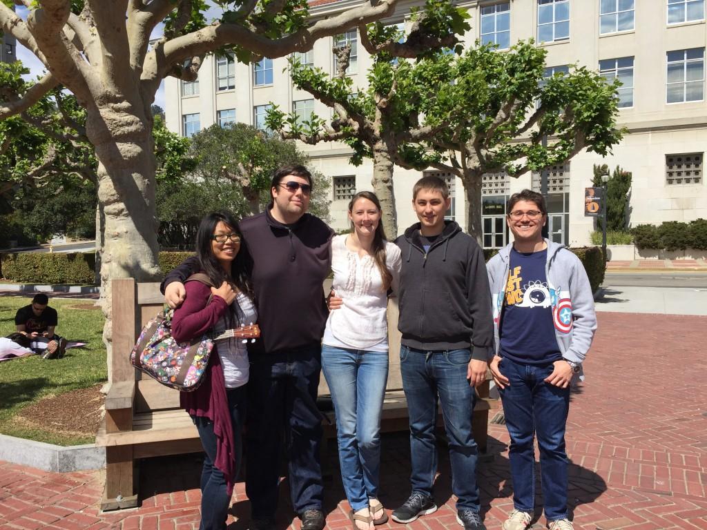 Bay Area friends