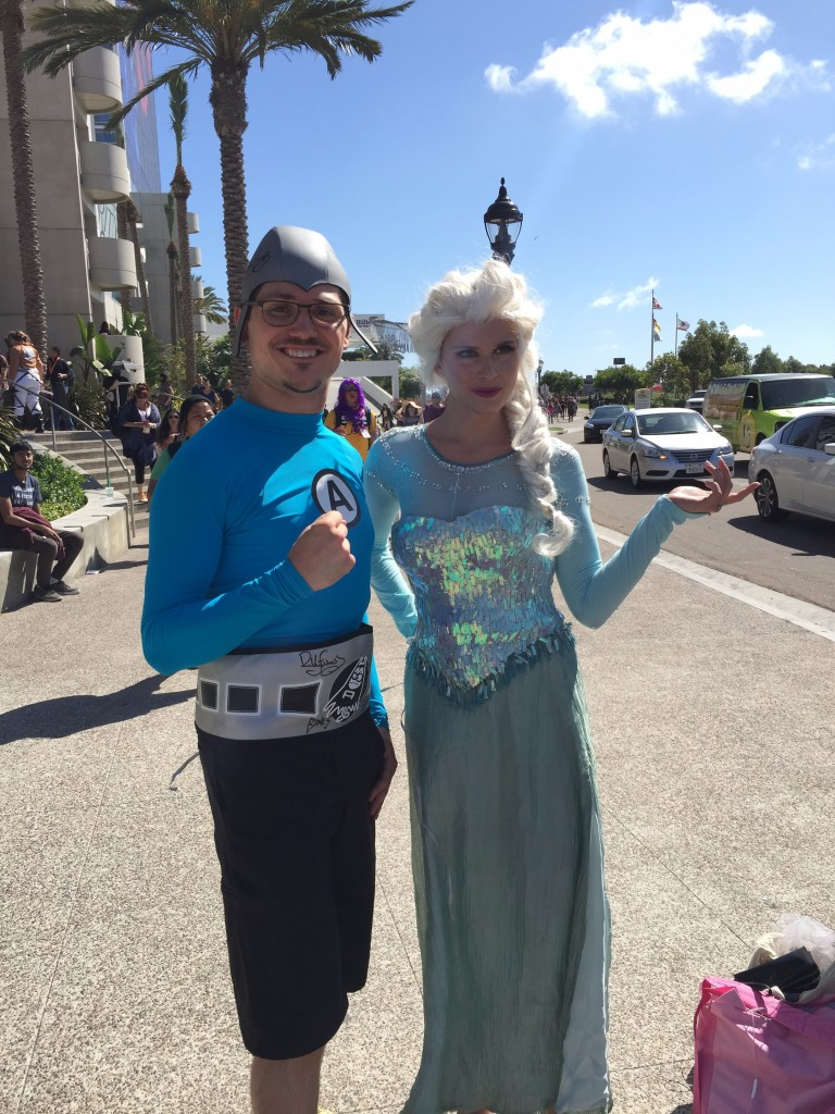 Holland Tayloe Gedney as Elsa