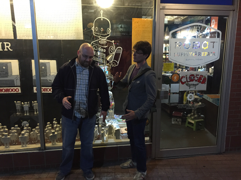 Robot Supply and Repair
